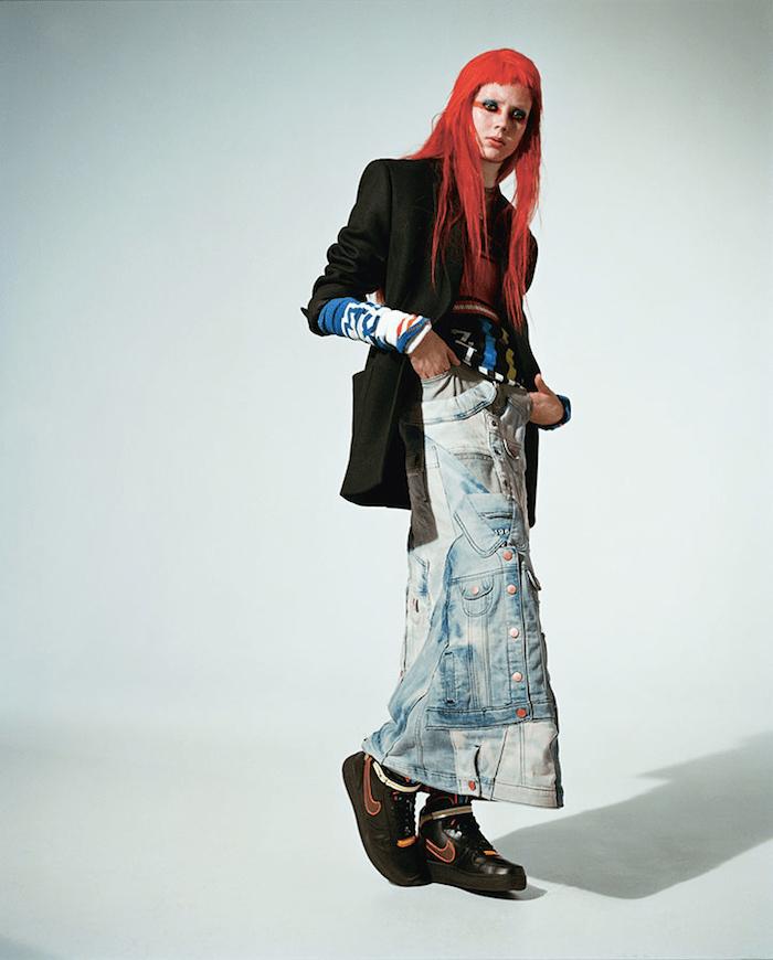 Nathalie Westling by Richard Bush for i-D Magazine Spring 2014 7