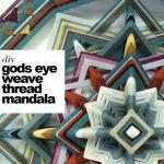 gods eye wool mandala