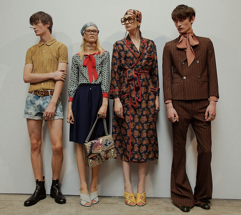 Gucci SS16 weird cool kids 8