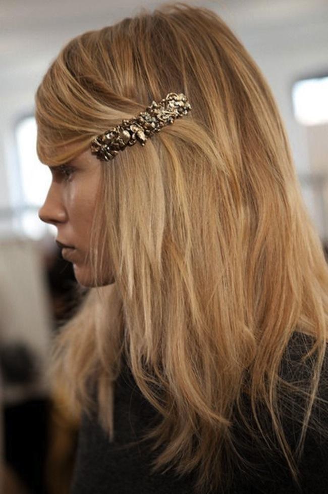 diy trend hair clip barrette 1