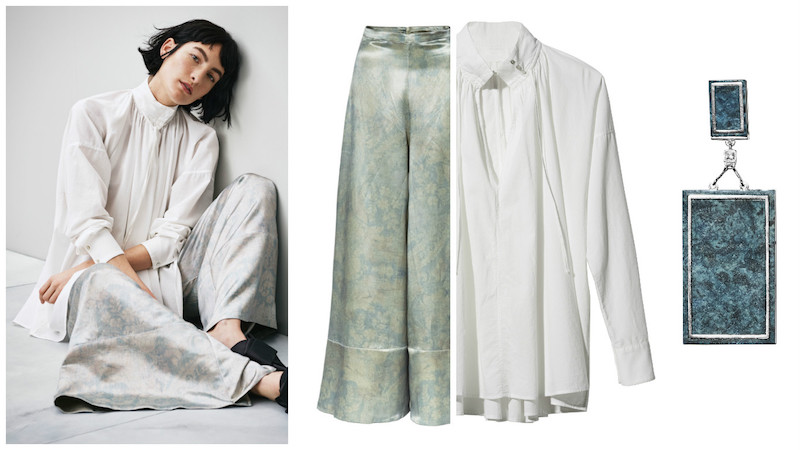 HM Conscious collection 2016 outfit 2 collage