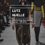 Lutz Huelle Fall 2016