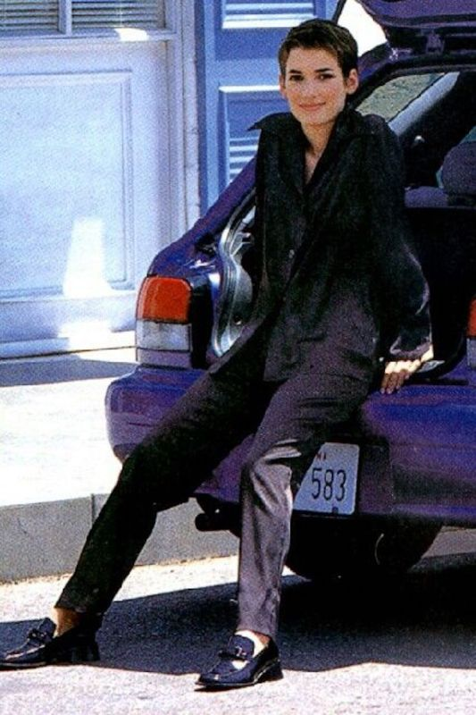 Winona Ryder 90s style icon 12