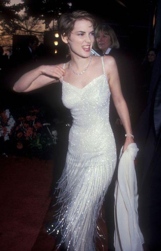 Winona Ryder 90s style icon 6