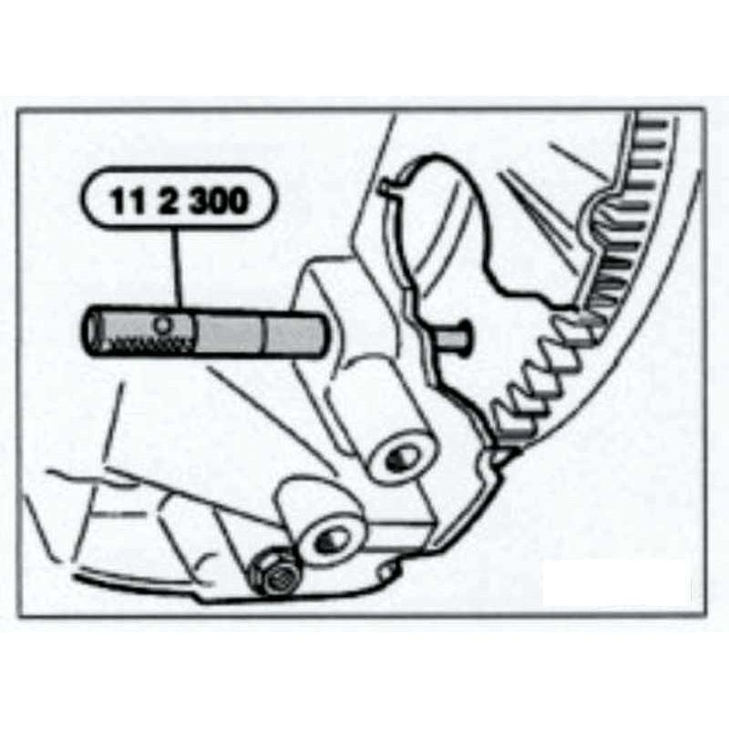 kit calage courroie de distribution BMW E34 E36 E38 E39