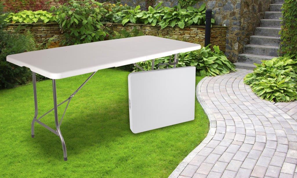 table pliante 180cm
