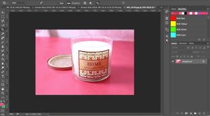 Screenshot Photoshop