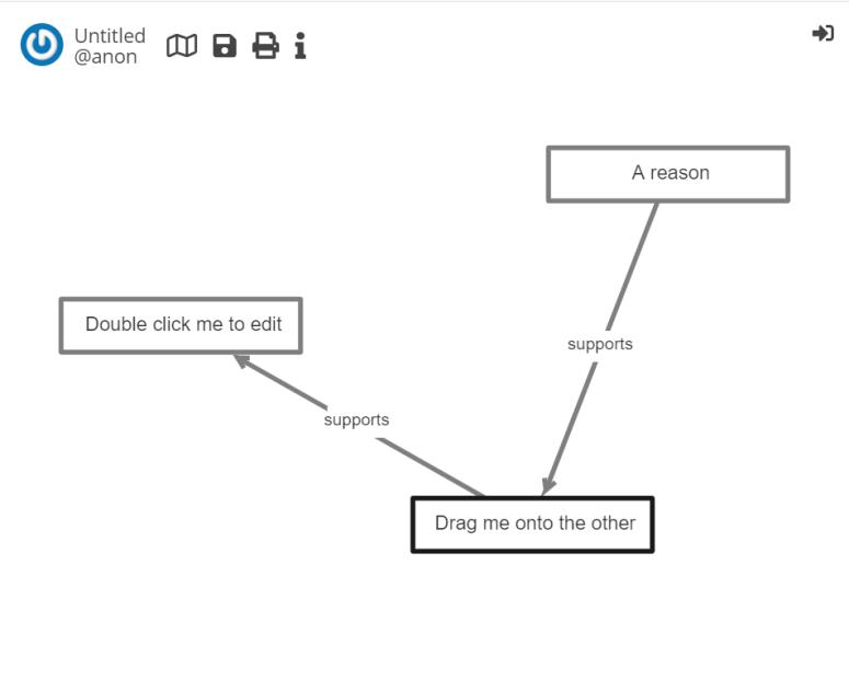 Screenshot Reasons.io
