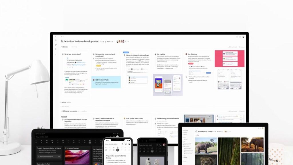 Screenshot Walling App