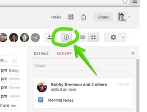 Google drive collaboratif