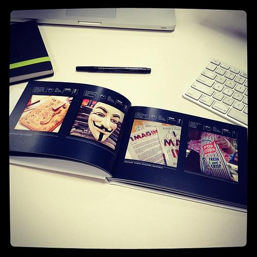 Album photo pastbook