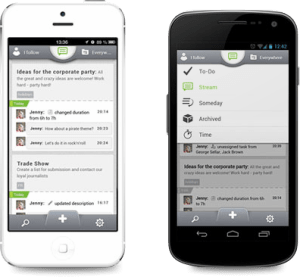 Wrike android