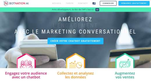 Chatbot collaboratif