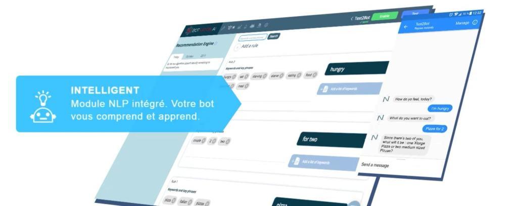 chatbot collaboratif