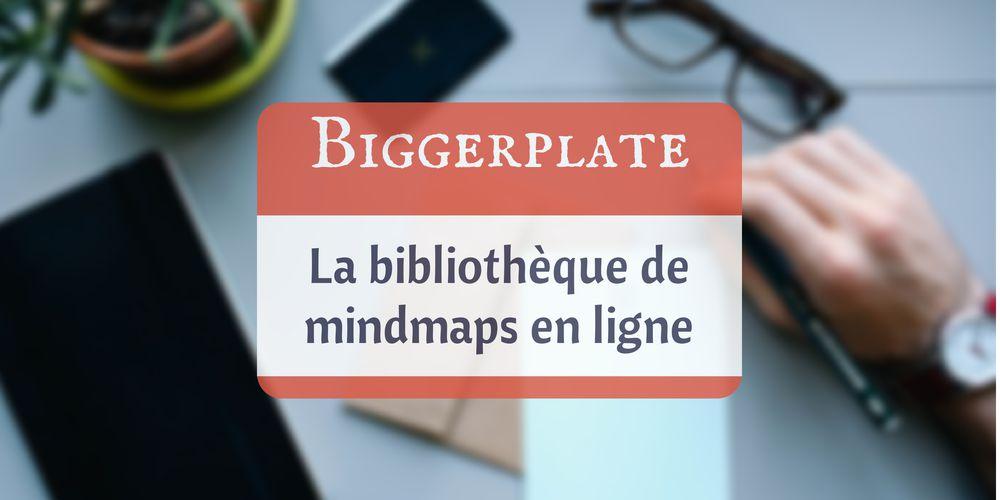 Biggerplate bibliothèque mindmap