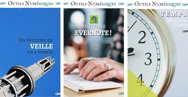 Outils Numériques ebooks