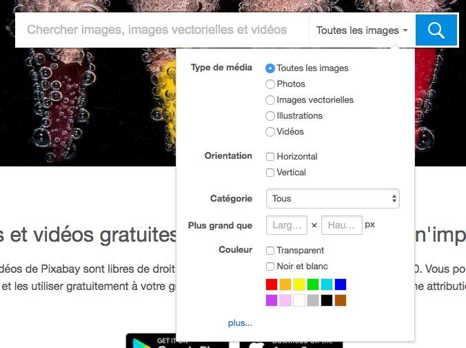 Pixabay Visuels gratuits articles posts