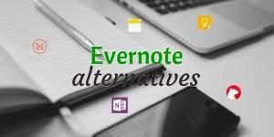 6 alternatives à Evernote pour 2017