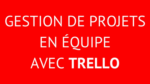 formation trello projets