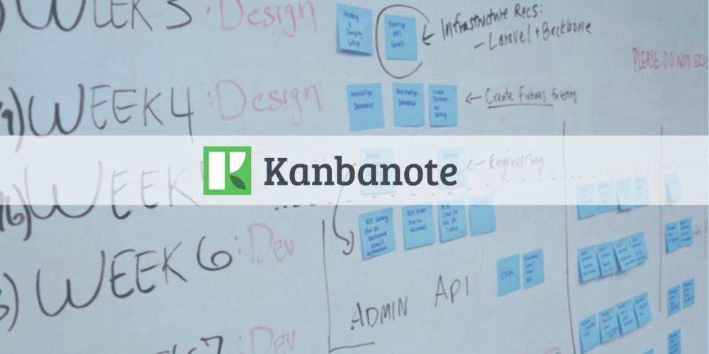 Kanbanote Evernote Trello