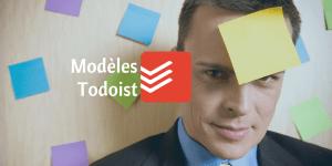 Astuce Todoist – créez vos tâches et projets plus rapidement avec les modèles