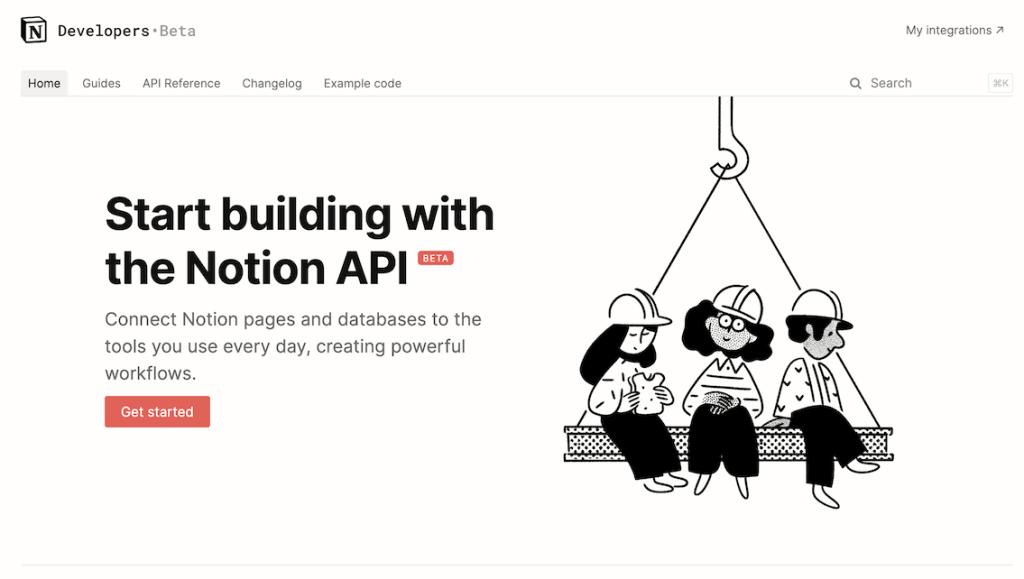 Notion API