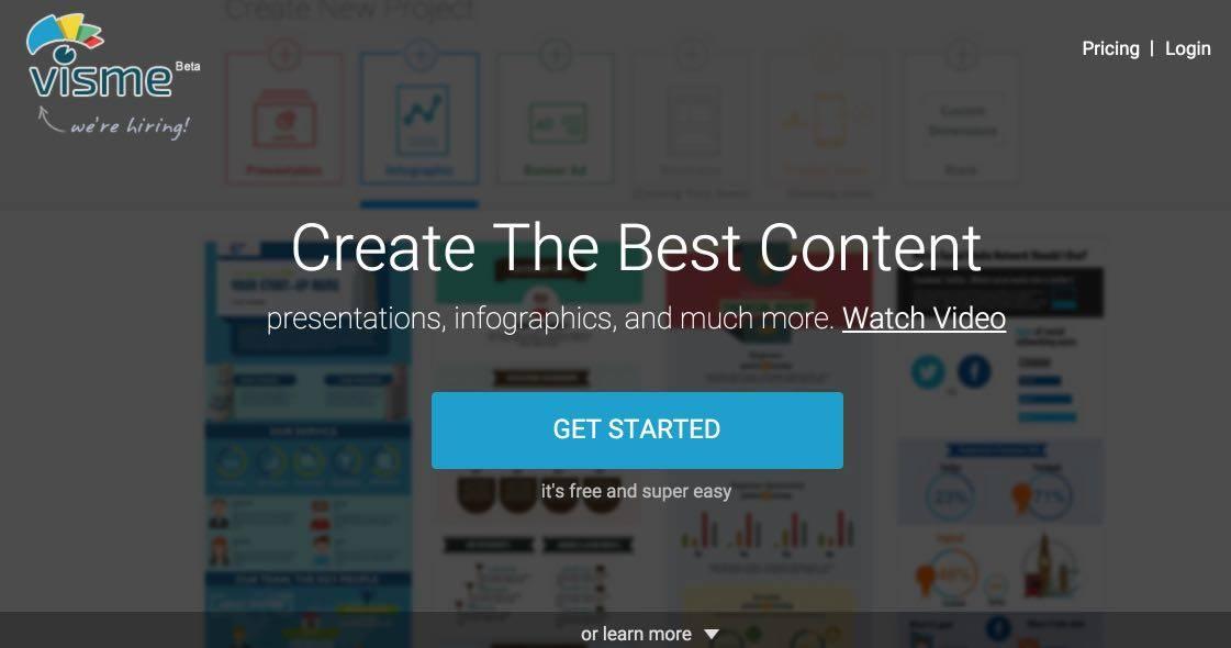 10 outils en ligne pour cr u00e9er des infographies