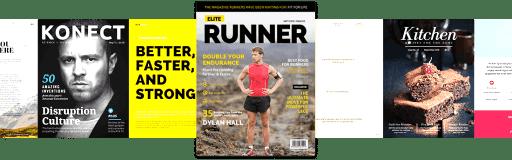 Modeles magazines