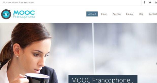 Mooc francophone