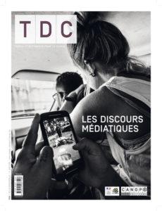 TDC discours médiatiques