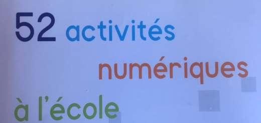 Activités numériques