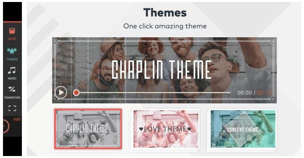 Themes video