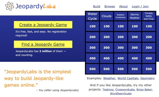 JeopardyLabs