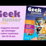 Geek Junior le mag