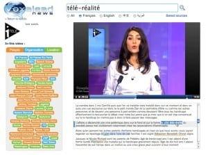 Voxalead retranscription video