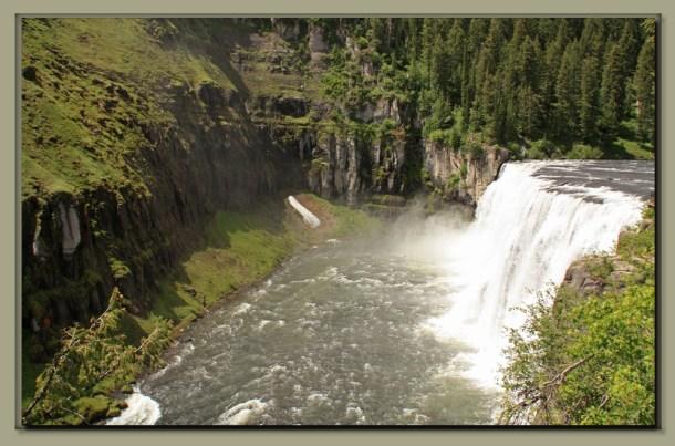 Upper Mesa Falls Address