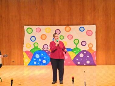 Denise G Singing
