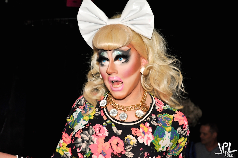 Long reign Trixie Mattel  Out in SA