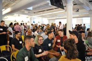 Out in Tech New York | Fireside Chat with Ron Johnson, Founder of Enjoy