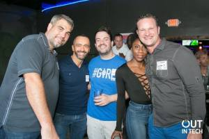 Out in Tech LA 1 Year Anniversary Social @ Revolver | West Hollywood | CA | United States
