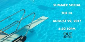 Out in Tech New York | Summer Social @ The DL | New York | NY | United States