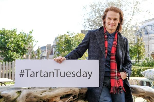 outlander-tartan-tuesday-sam-heughan