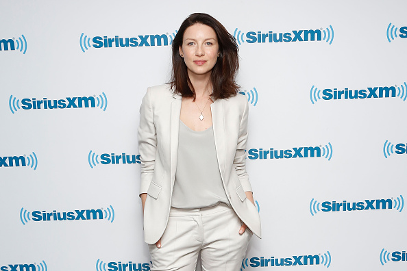 Celebrities Visit SiriusXM - April 29, 2016
