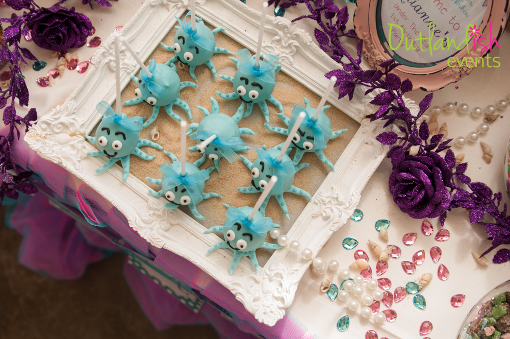 Outlandish Events Under The Sea Birthday Party