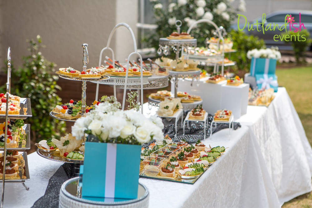 Breakfast At Tiffany's Baby Shower