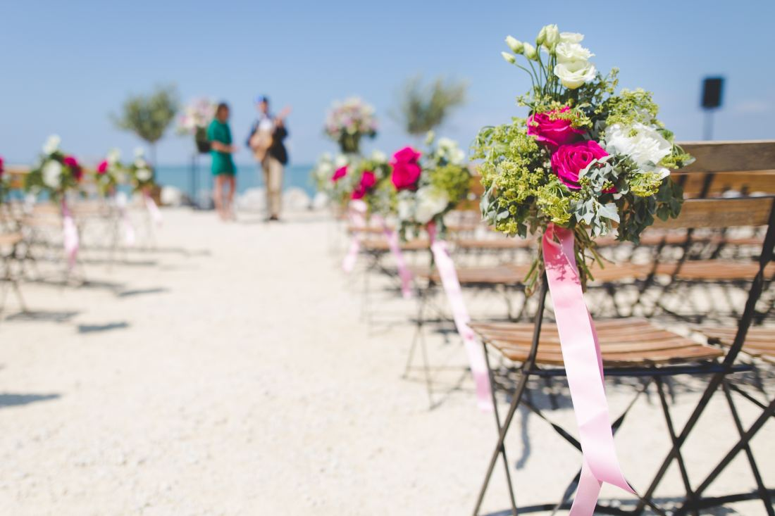 Why you should choose a destination beach wedding