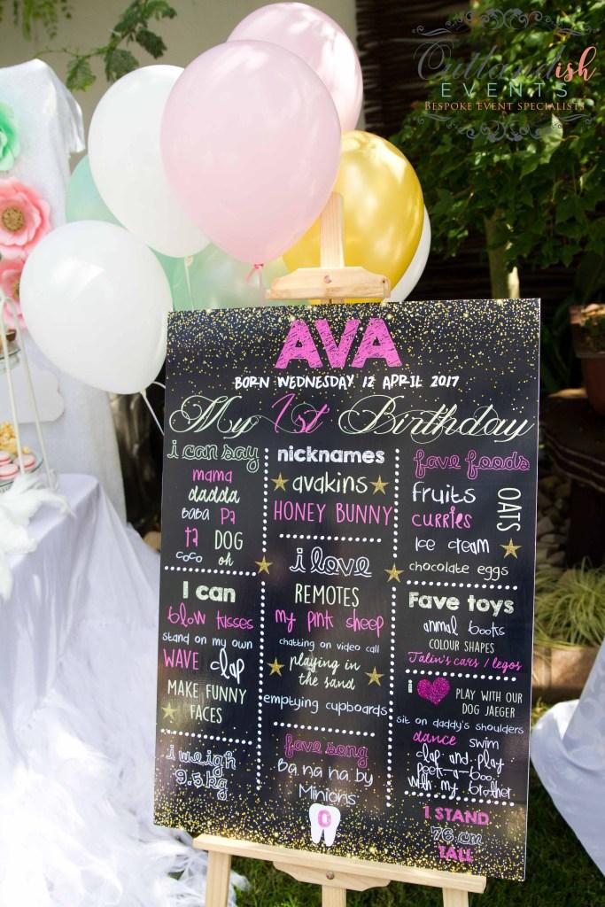 Twinkle Twinkle 1st Birthday Party | Ishrat Joosub | Outlandish Events