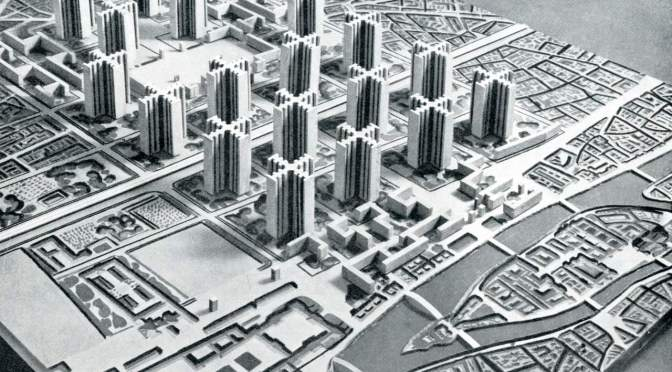 Virtual exhibition on Urban Utopias | via The mheu