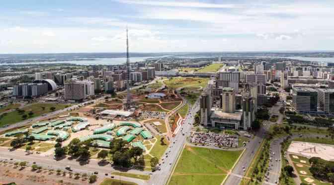Urban Patterns | Brasília, Brazil