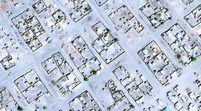 Urban Patterns | El Tikkawin, Sudan